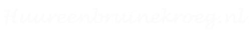 Huur een bruine kroeg Logo